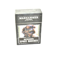 SPACE MARINES Datacards cards Warhammer 40k