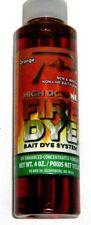 Pautzke PFDYE/ORANGE High Octane Fire Dye 4 Ounce Bottle - Fishing Egg Bait Dye