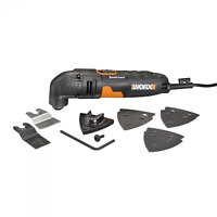 WX686L 2.5 AMP Oscillating Multi-Tool with Clip-In Wrench