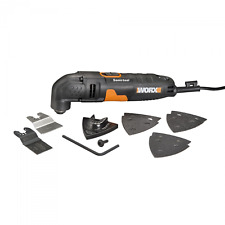 WX668L 3.0 Amp Oscillating Tool with 9 Accessories