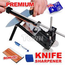 Professional Kitchen Tools Knife Sharpener Sharpening System Fix-angle Stones