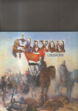 SAXON - crusader LP