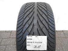 1 Sommerreifen Avon ZZ3 205/40ZR16 83W Neu!
