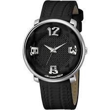 Unisex Chronotech Reloj Gala Correa De Cuero rw0095 no te pierdas! 25,000 + f/back