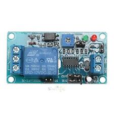 DC 12V 250V Delay Timing Timer Delay Switch Turn Off On Board Time Relay Module