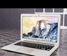 MacBook Air  2014 13 inch, 1.4GHz i5 256 SSD Office Logic Pro X Final Cut X
