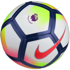 Nike League EPL  Pitch Soccer Ball  2016 - 2017 White  / Navy  / Orange Size 5