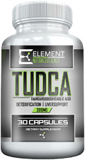 TUDCA (300mg x 30 ct)  by Element Nutraceuticals
