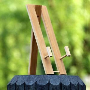 Handheld Lüfterständer aus Holz, robuster japanischer, klappbarer