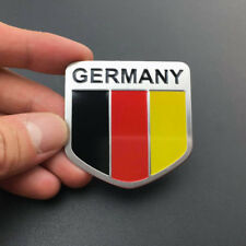 Germany Flag Auto Car Trunk Side Tailgate Emblem Badge Decal Sticker Motorcycle