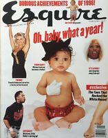January 1997 ESQUIRE Magazine CATHERINE DENEUVE KENNETH BRANAGH MICHAEL JORDAN