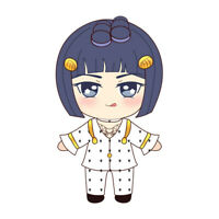 Anime JoJo's Bizarre Adventure Bruno Bucciarati Plush 20cm Doll Clothes Toy Gift