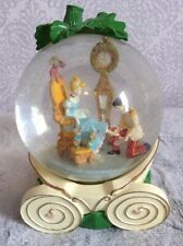 The Walt Disney classic snowglobe collection  Cinderella called SO THIS IS LOVE