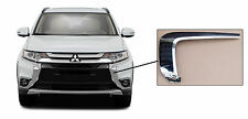 Front Bumper Molding Trim Left Chrome 6407A145 FOR Mitsubishi Outlander 2016-