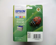 Original Epson T0530 S020110 S020193 Color Stylus Photo 700 750 Ex 12/2016