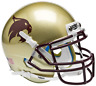 TEXAS STATE BOBCATS NCAA Schutt XP Authentic MINI Football Helmet