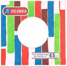 UK Columbia record sleeve Original 60's sleeve(stripe)- Major Lance, Ray Baretto