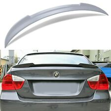 M4 LOOK STYLE REAR BOOT TRUNK LIP WING SPOILER FOR BMW 3 SERIES E90 SALOON 05-11