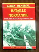 Album Memorial Batailie de Normandie, Normandy Invasion 11 Jun to 29  Aug 1944