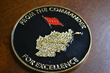 RARE- GEN. John Nicholson, Commander- Forces Afghanistan & Resolute Support Coin