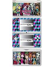 Façades, coques et autocollants DSi-Original pour jeu vidéo et console