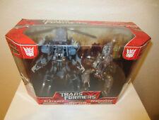 Transformers 2007 Movie Decepticon Desert Attack Blackout vs Scorponok MISB New