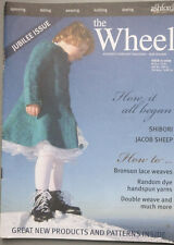 The Wheel Ashford's Fibrecraft magazine #21 2009 knitting, weaving, spinning