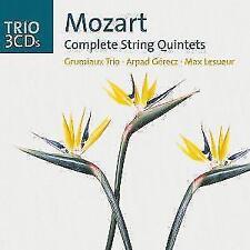 Sämtliche Streichquintette (GA) von Georges Janzer,Arpad Gérecz,Grumiaux Trio (2002)