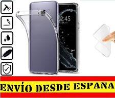 Funda de silicona TPU carcasa para Samsung Galaxy S8 5.8 transparente 1mm Y0a1w