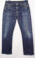 Levi's Strauss & Co Hommes 501 Jeans Jambe Droite Taille W38 L34 BBZ351