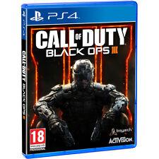 JUEGO PS4 CALL OF DUTY BLACK OPS 3 - PAL ESP -  NUEVO Y PRECINTADO FISICO