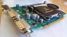 Nvidia Quadro FX 370 256MB Dual DVI-I DL PCI-Ex16 Video Card