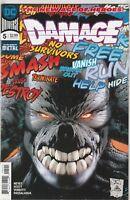 Damage #5 NM- 9.2 DC Comics Dark Nights Metal; Tony Daniel
