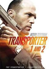 Transporter/Transporter 2 (DVD, 2015) 2-DISC SET, NEW