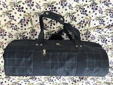Volks Mini Dollfie Dream Super Dollfie Carry Bag Case Limited Edition Tartan MSD