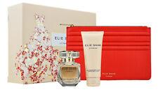 Elie Saab Le Parfum 50ml Eau de Parfum Spray & 75ml Body Lotion & Pouch