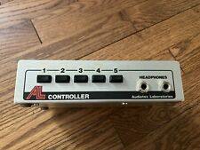 Audiotex Laboratories Controller 30-8710 Stereo Speaker Selector Switch