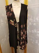 NWT Meng Design Batik Rayon Vest Top One Size GOOD