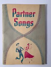 Partner Songs, Selected And Arranged By Frederick Beckman