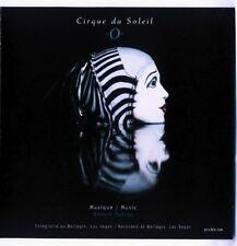 "CIRQUE DU SOLEIL'S ""O"" ORIGINAL LAS VEGAS CAST 1998 CD - BELLAGIO RESORT"