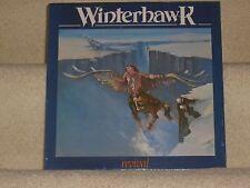 """WINTERHAWK - """"Revival"""": SEALED ORIGINAL1982 U.S. guitar rock private pressing LP"""
