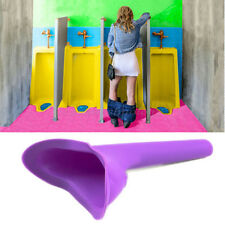 Women Urination Device Cup Stand Up Pee Port A Potty Urinal Travel Camp Protable
