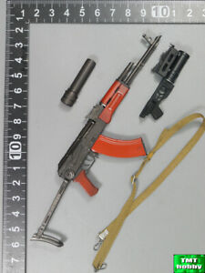 1:6 Scale DAM 78070S Russian Naval Infantry - AKM-S Rifle w/ Silencer & Launcher