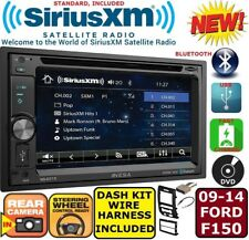 2009-14 FORD F150 TOUCHSCREEN BLUETOOTH USB CD/DVD CAR RADIO STEREO PKG