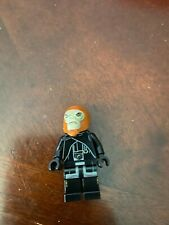 Lego Minifig Dryden Guard Mouth Closed Star Wars Solo 75219