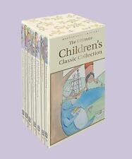 The Ultimate Children's Classic Collection by Anna Sewell, James Matthew Barrie,