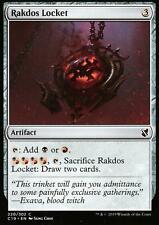 4x Rakdos Locket | NM/M | Commander 2019 | Magic MTG