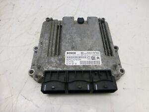 CITROEN C 8 2.2 HDi EZ 2008 Bosch Motorsteuegerät 0281014359 9662489680 13350099