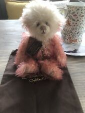 Charlie Bears Fairywishes Mohair Bear By Isabelle Lee. Limited Edition