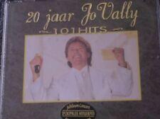 JO VALLY - 20 JAAR JO VALLY - 101 Hits (5 CD Box - 1999) Limited edition Gold